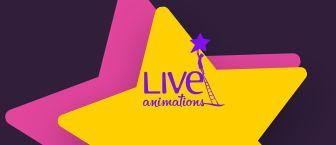 LiveAnimations logo
